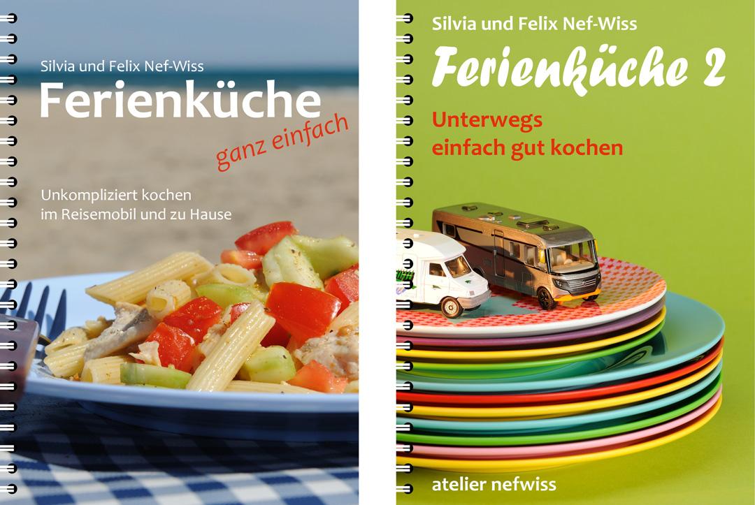 Titelbilder Ferienküche 1 und 2