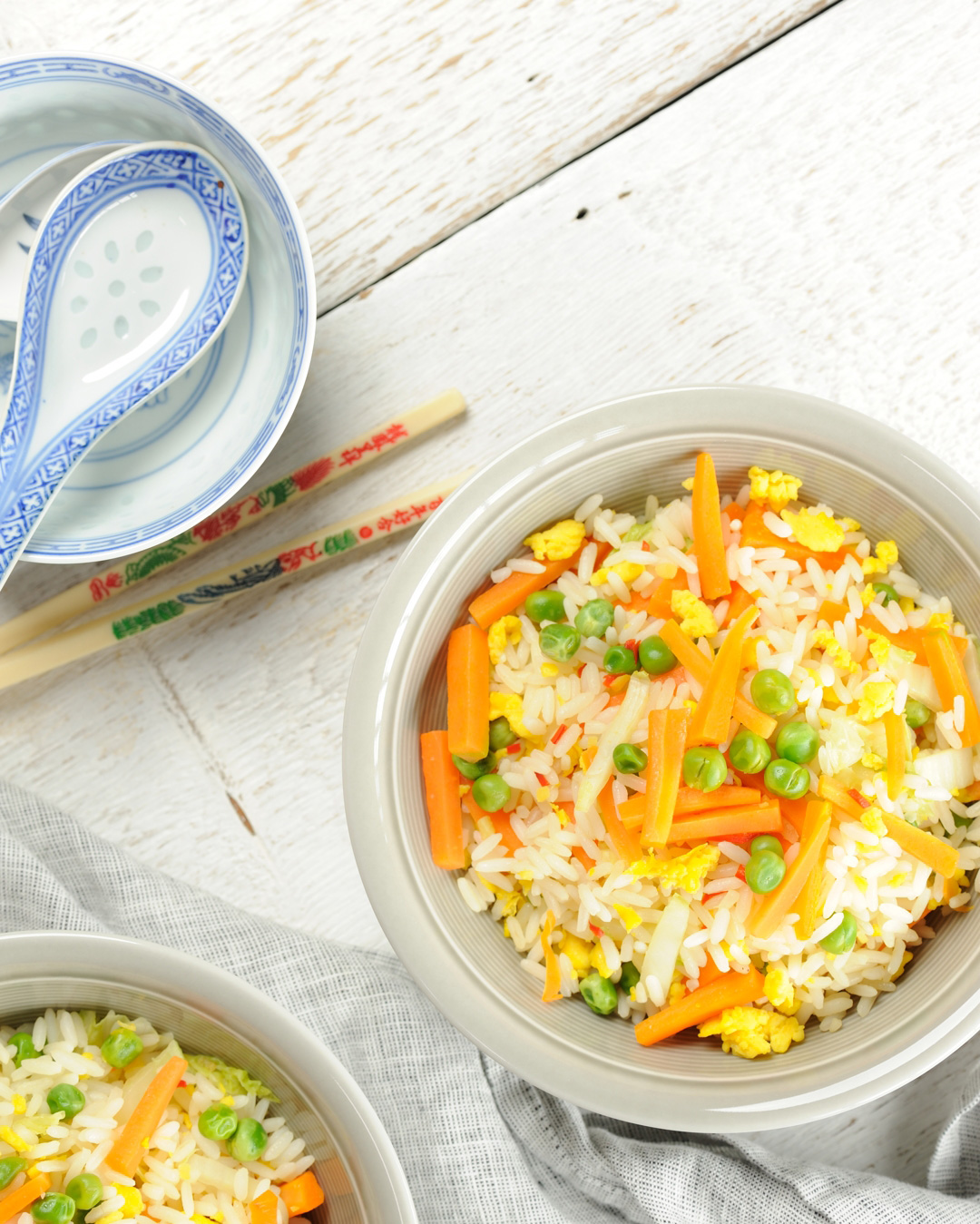 gebratener Reis