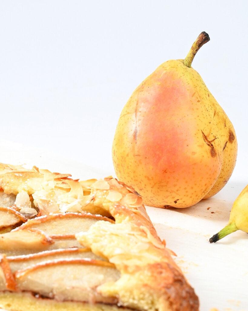 birnen-galette